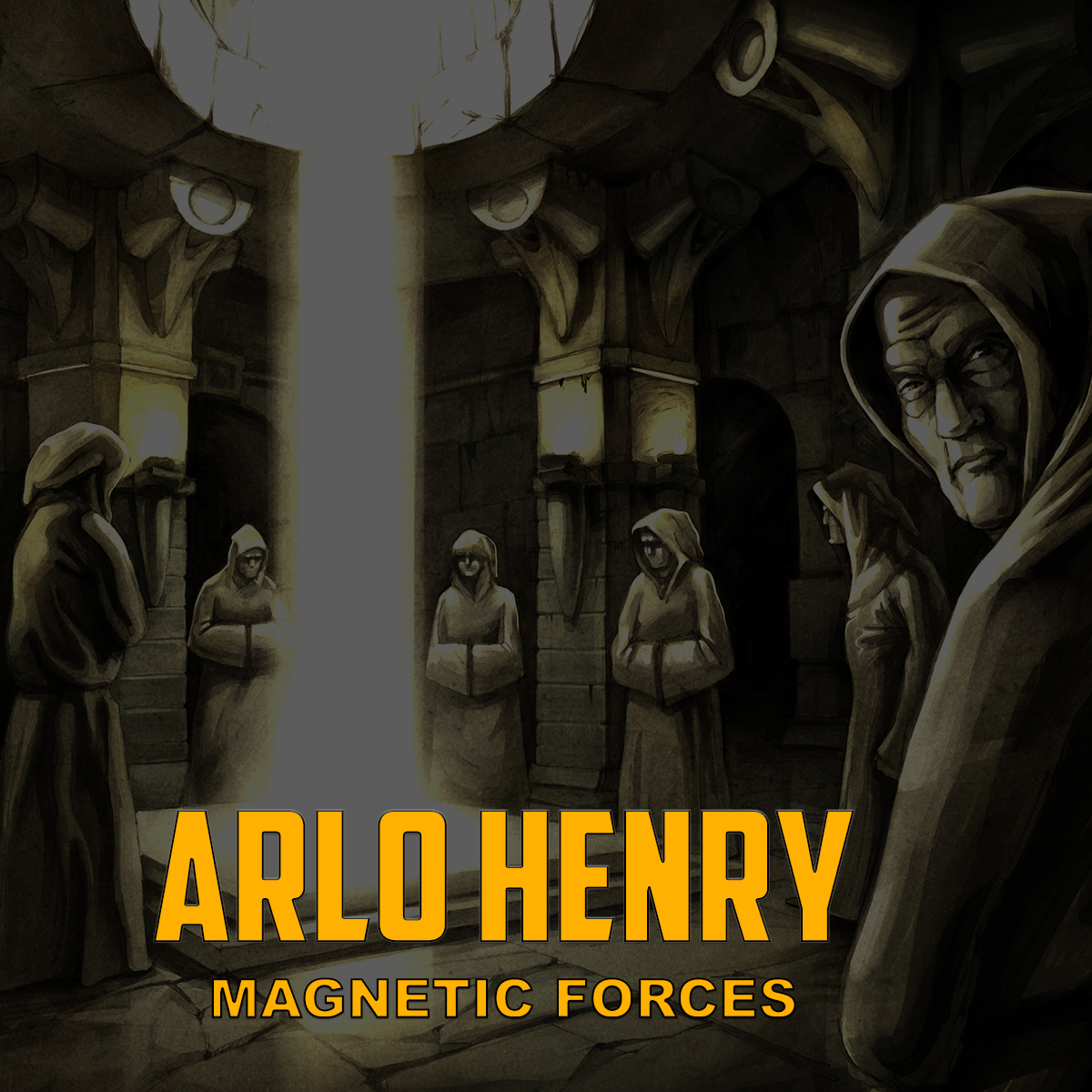 Arlo Henry: Magnetic Forces