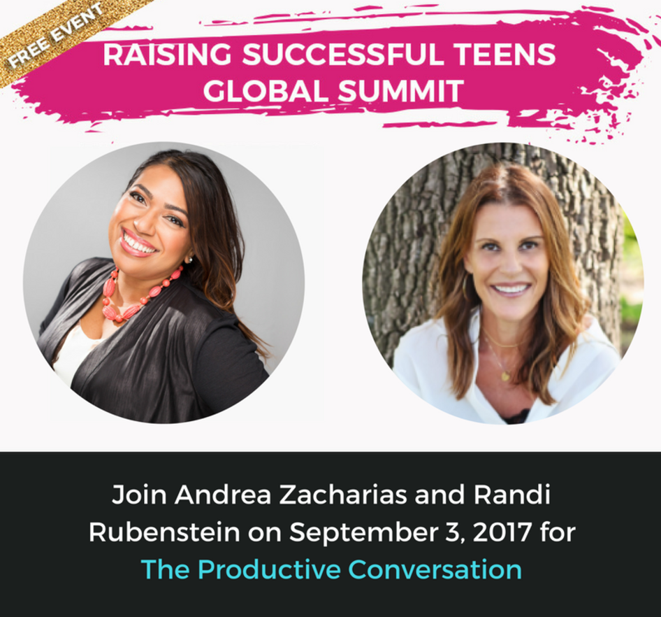 RAISING SUCCESSFUL TEENS GLOBAL SUMMIT