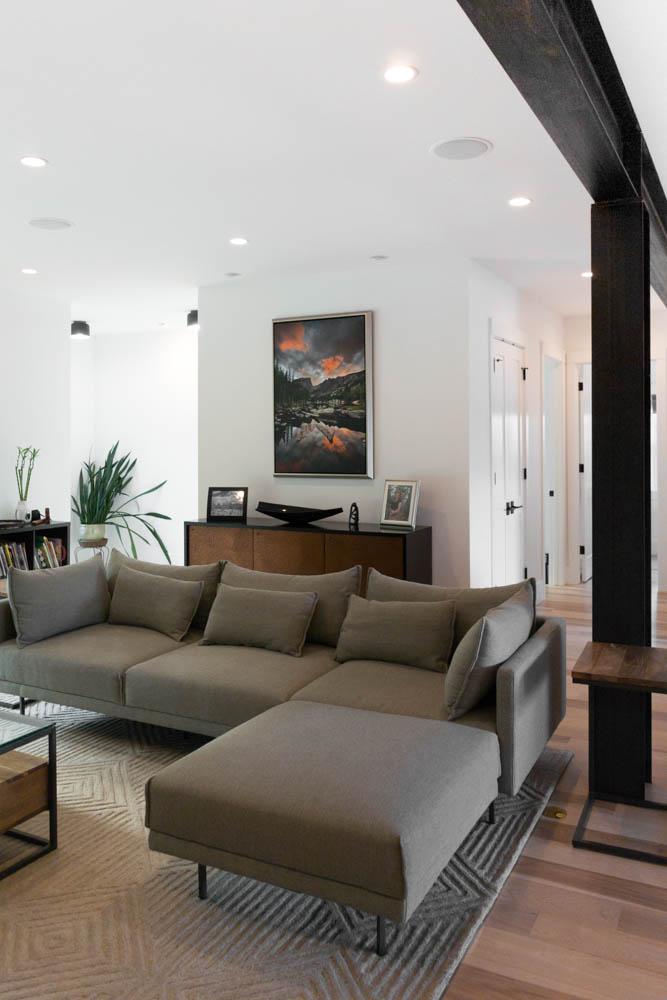Surround Architecture - Bluebell Interior