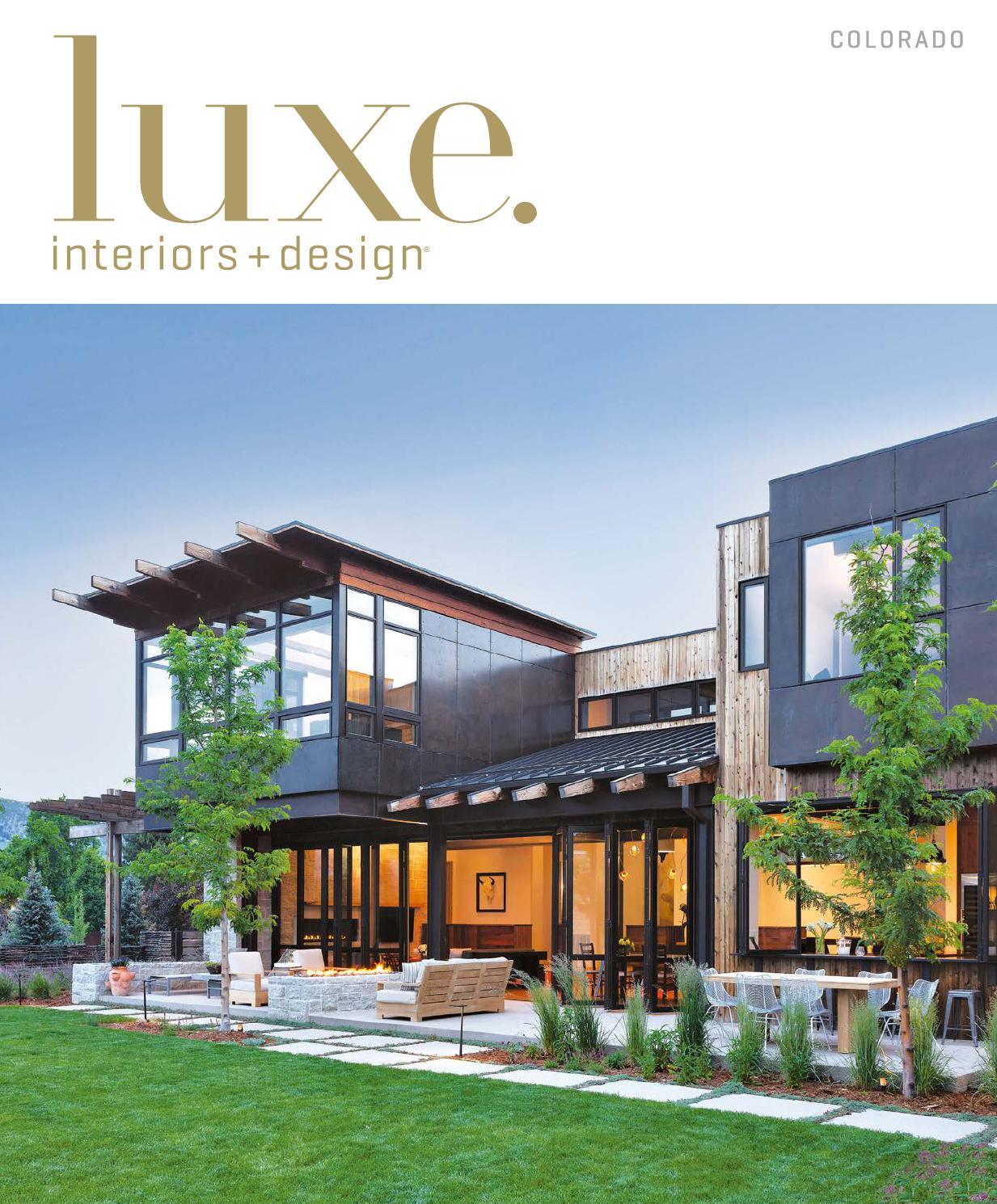 Luxe - Cover - Big Alpine - Surround Architecture