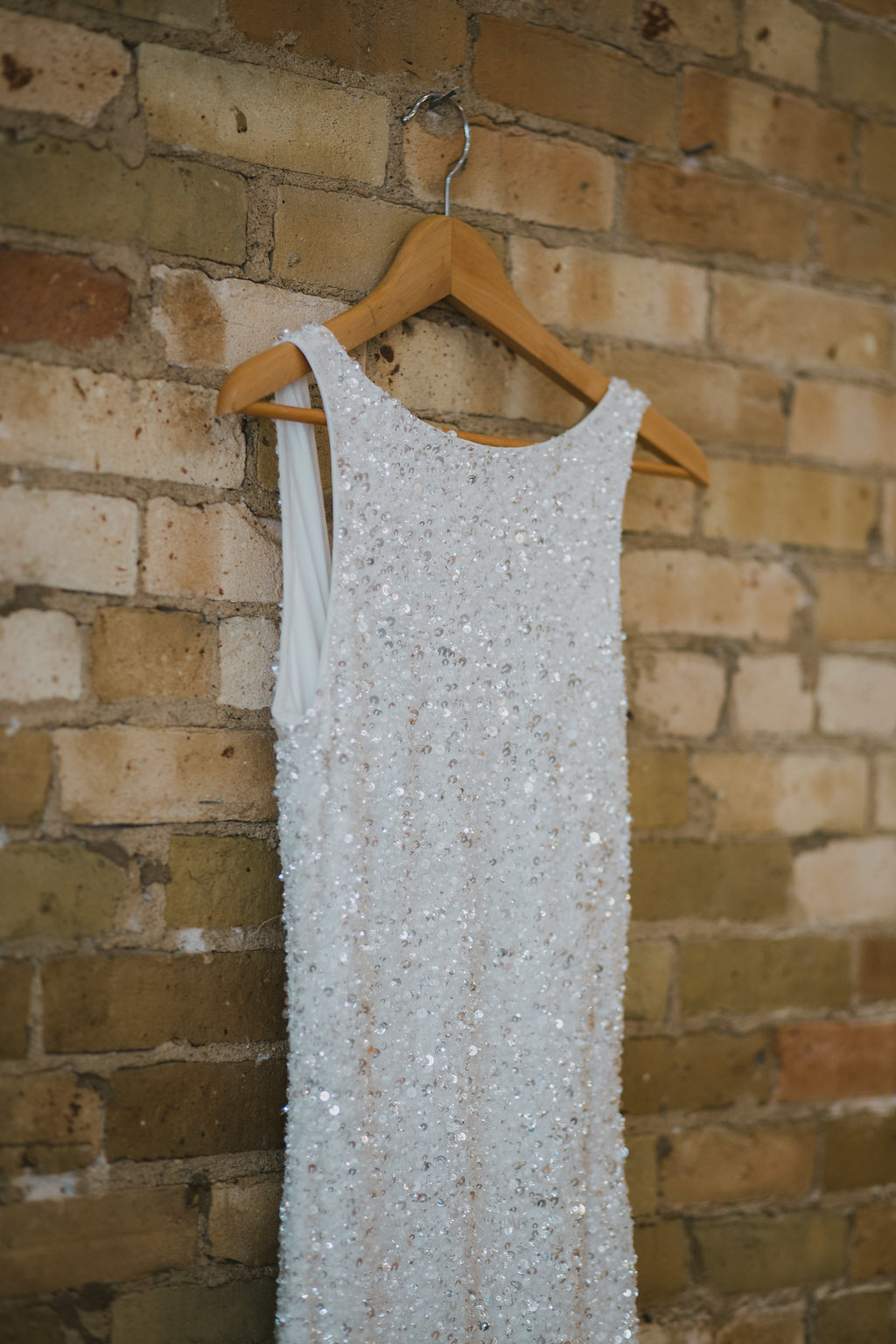 Sparkly Wedding Dress - DeGroot Film Co.