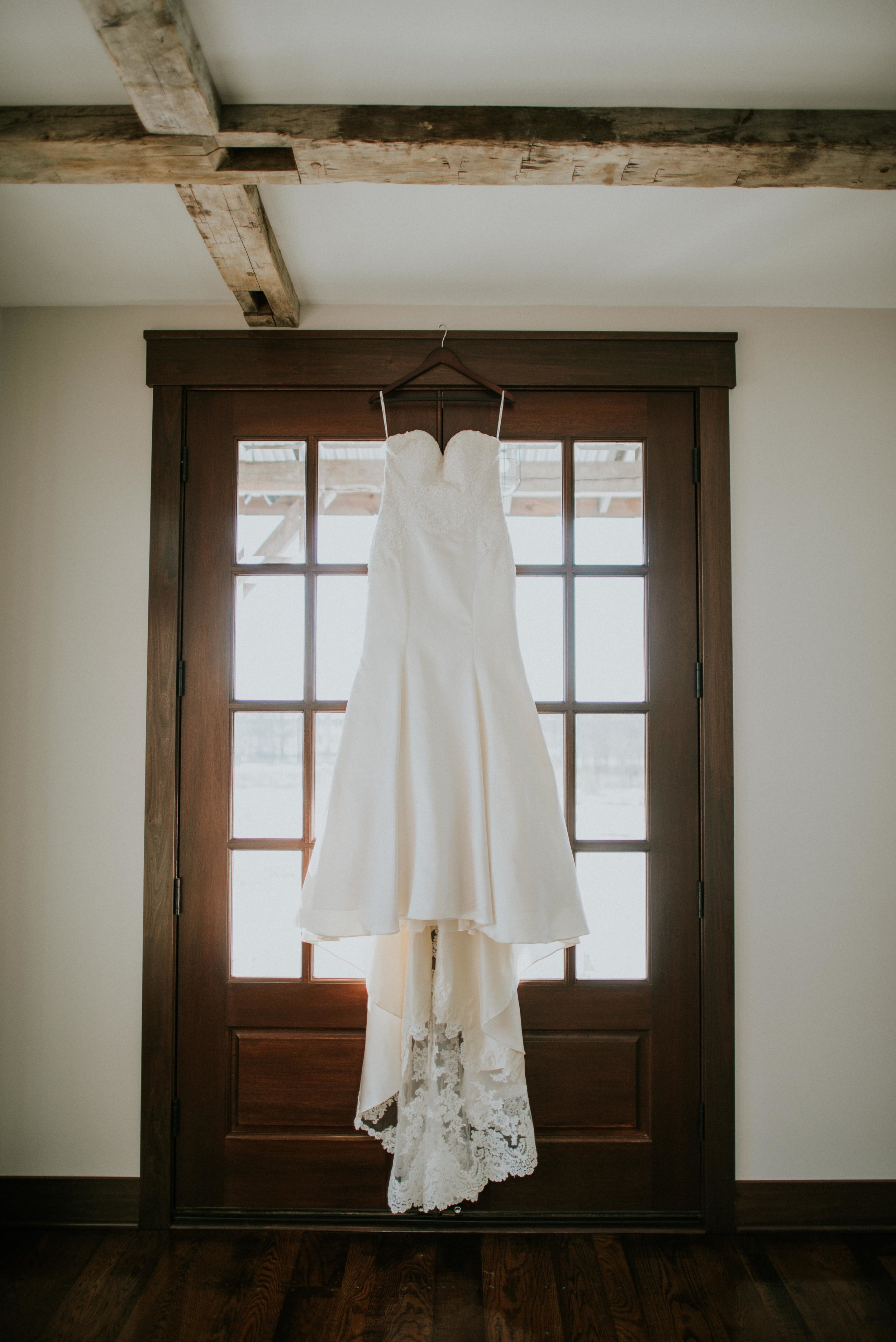 Wedding Dress - All The Feels Photography
