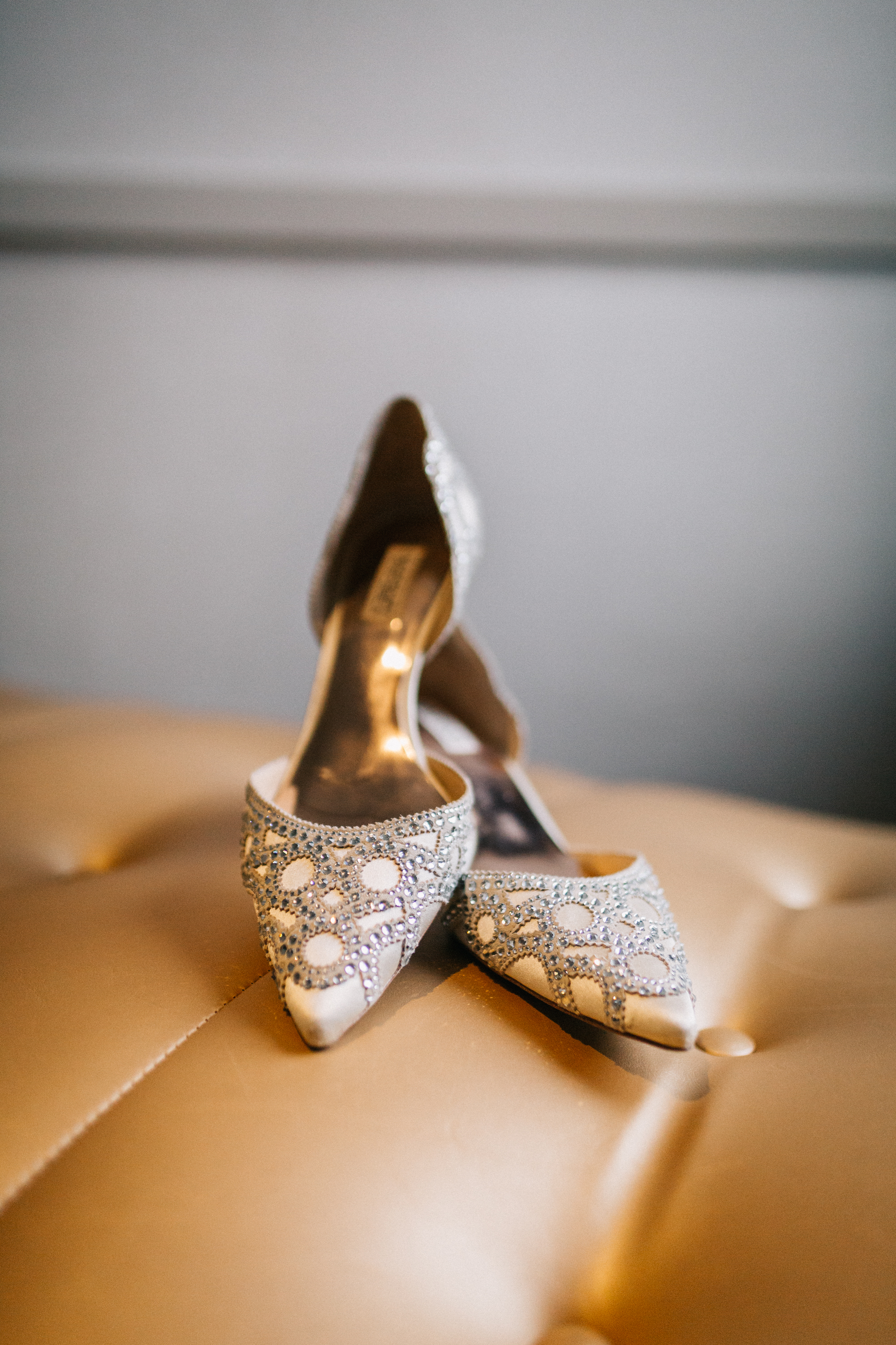 Wedding Shoes - McNiel Photography
