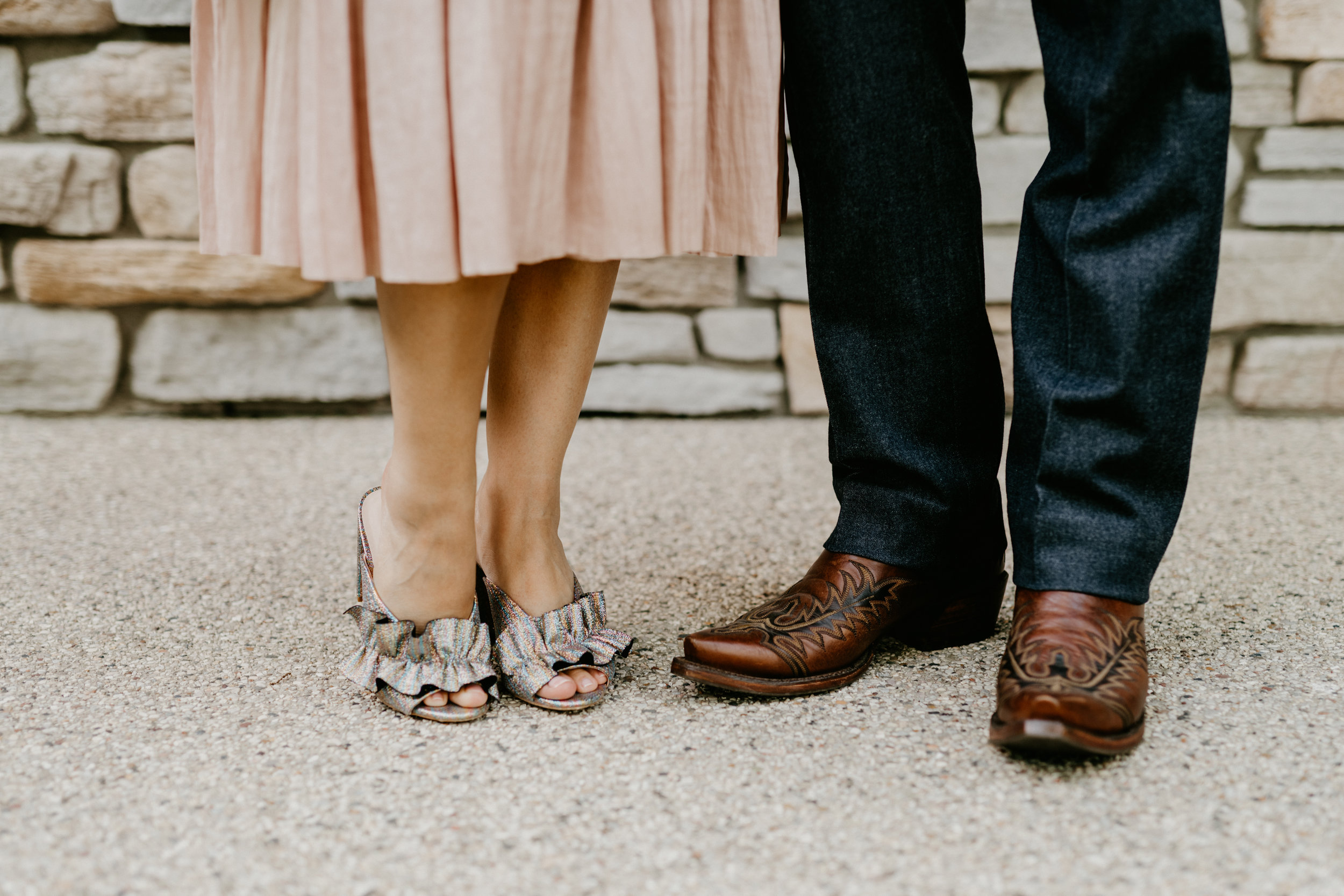 Bride and Groom Shoes Studio 29 Photography.jpg