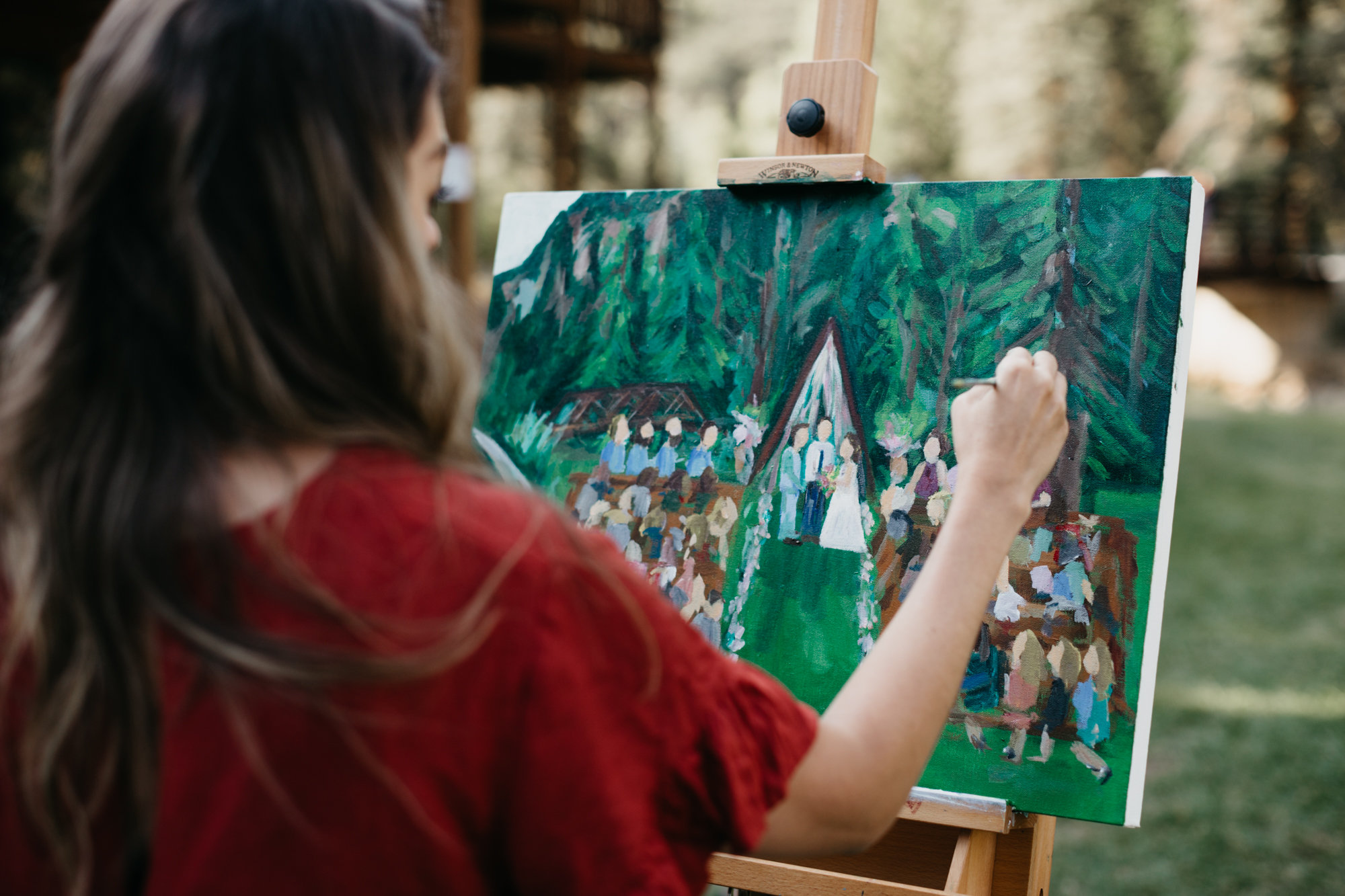 Live Painter Colorado Wedding The Delacastros Photography.jpg