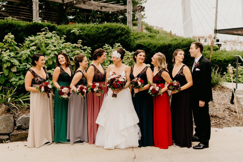 Quick Fillner Wedding — Weddings With A Twist, LLC