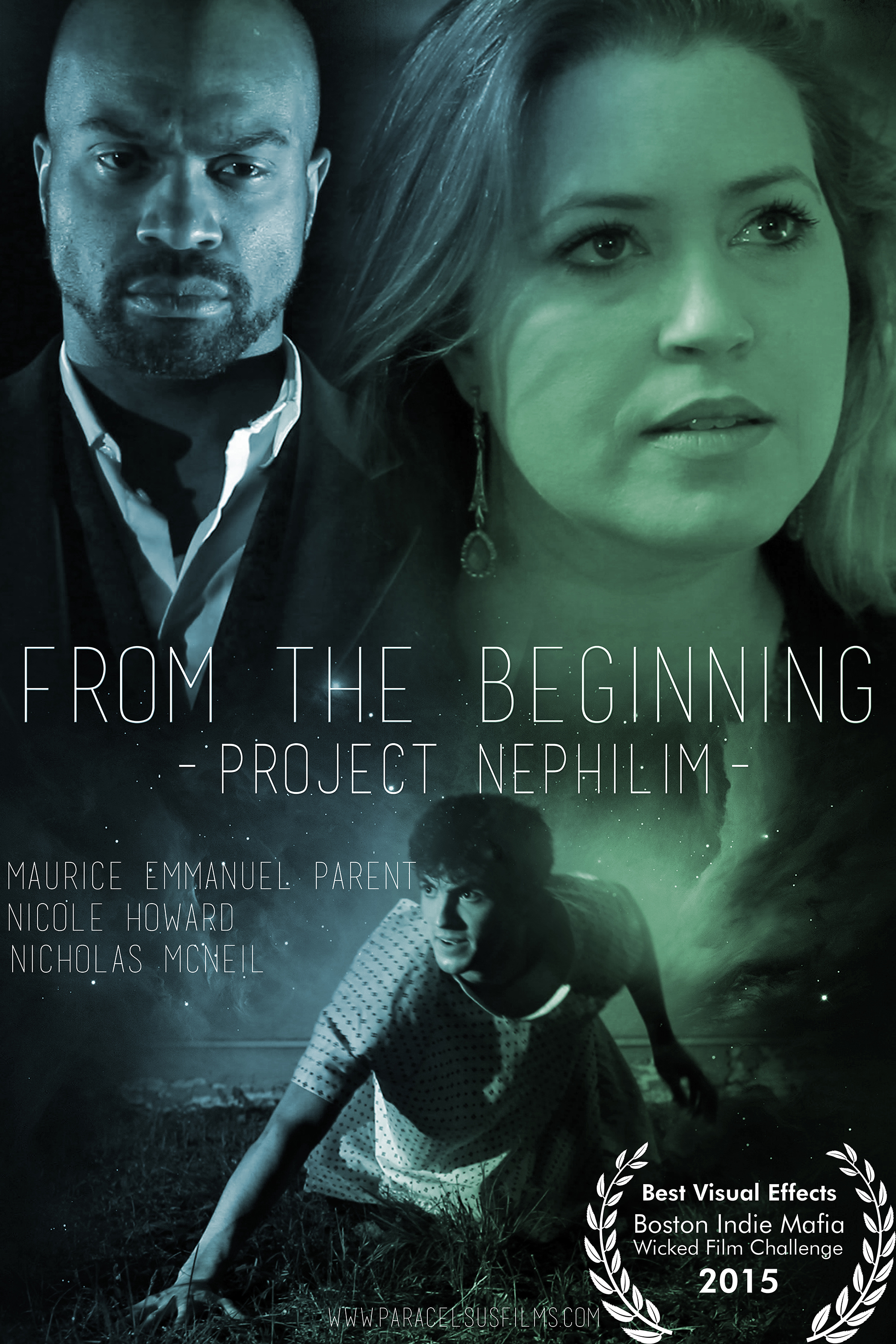 Paracelsus Films Presents Project Nephilim, From The Beginning