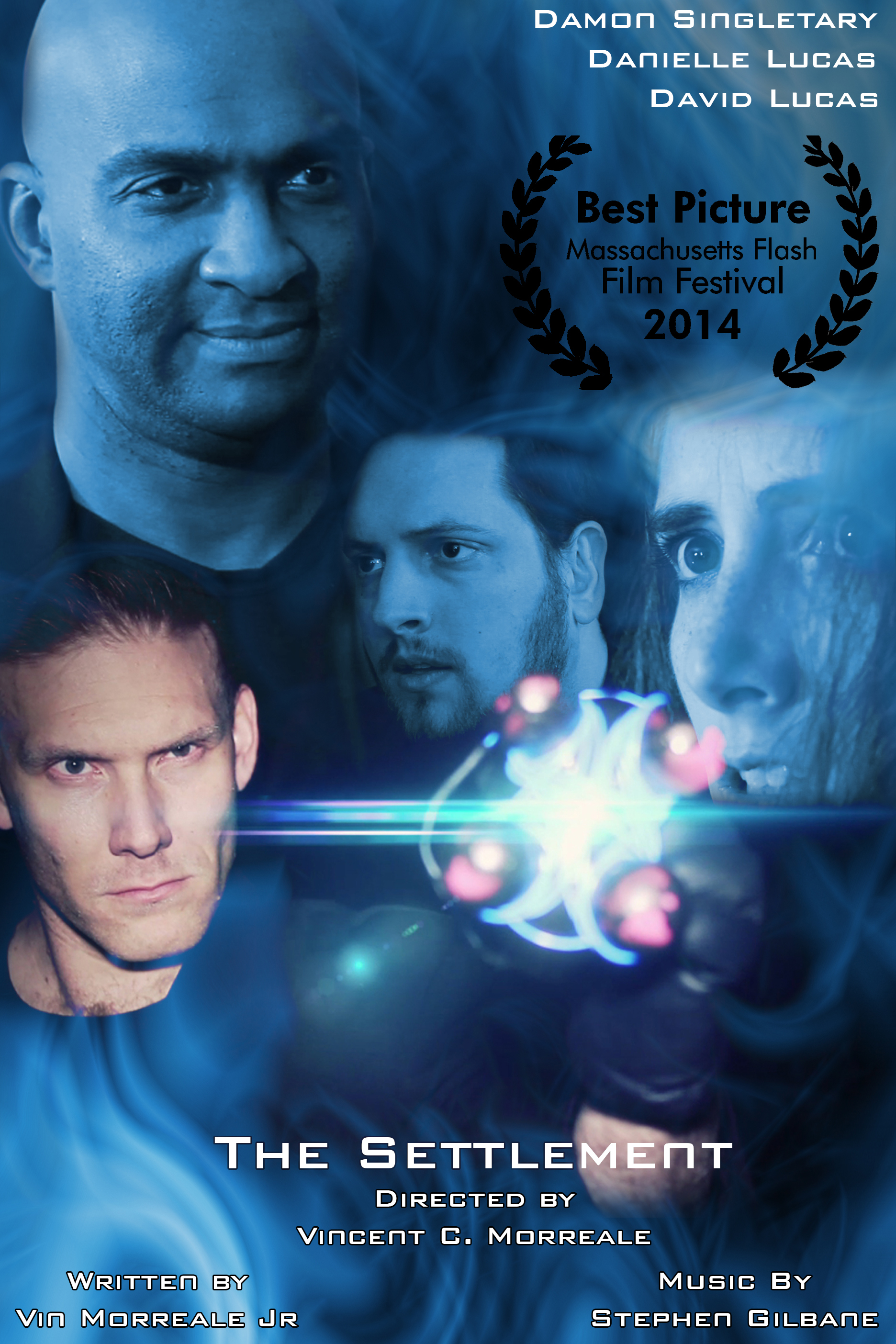Paracelsus Films Presents The Settlement