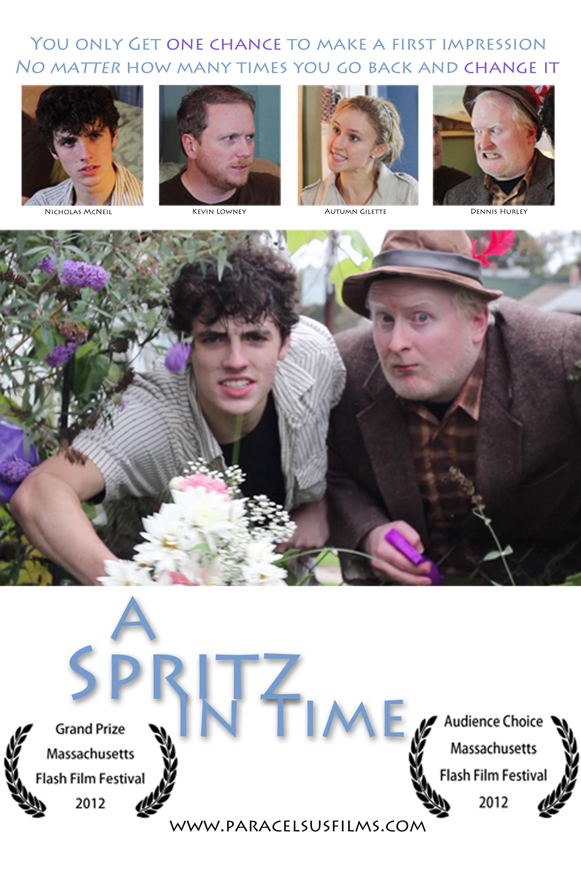 Paracelsus Films Presents A Spritz In Time