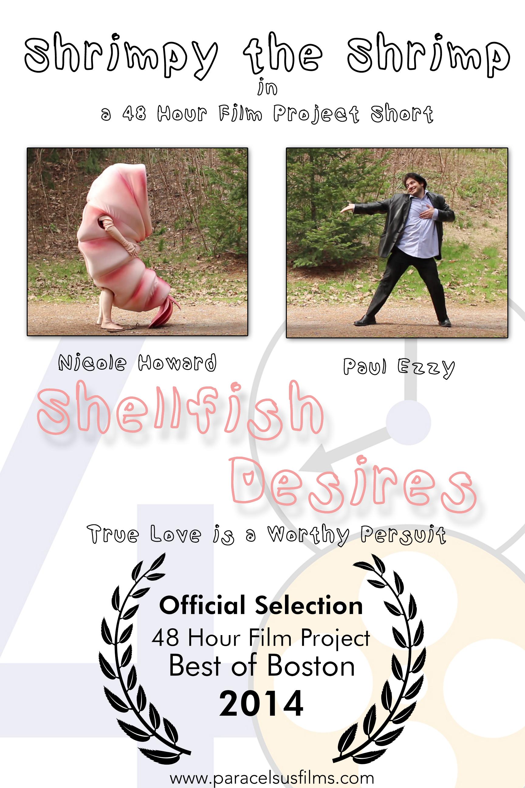 Paracelsus Films Presents Shellfish Desires