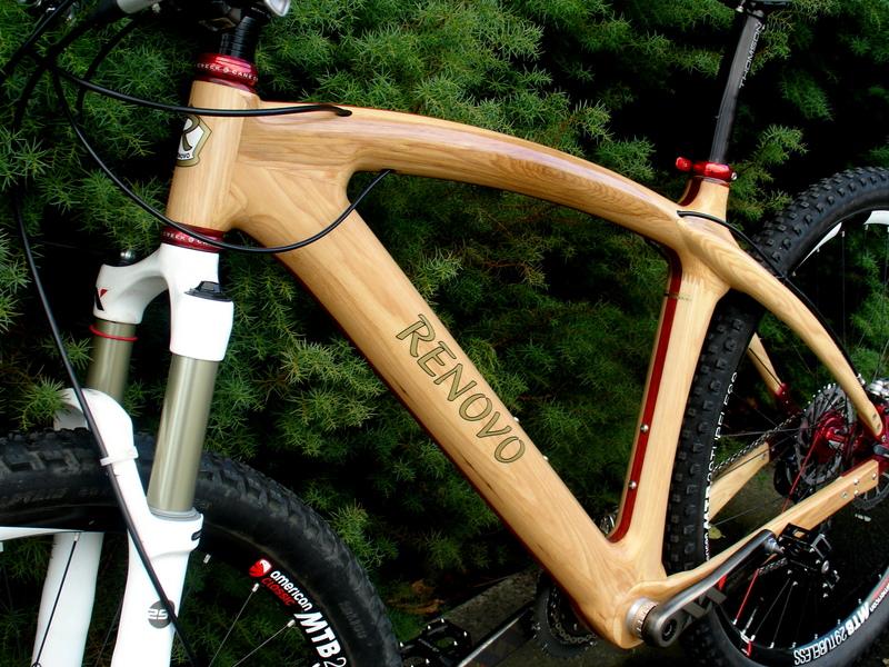 M-1 29er Badash by Renovo bikes