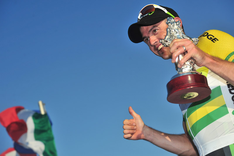 Gerrans an Aussie winner of the Milan San Remo two years in a row.