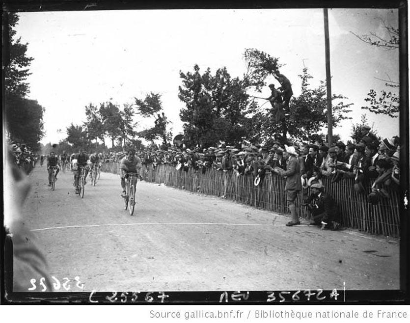 Arrivée à Bordeaux 1926