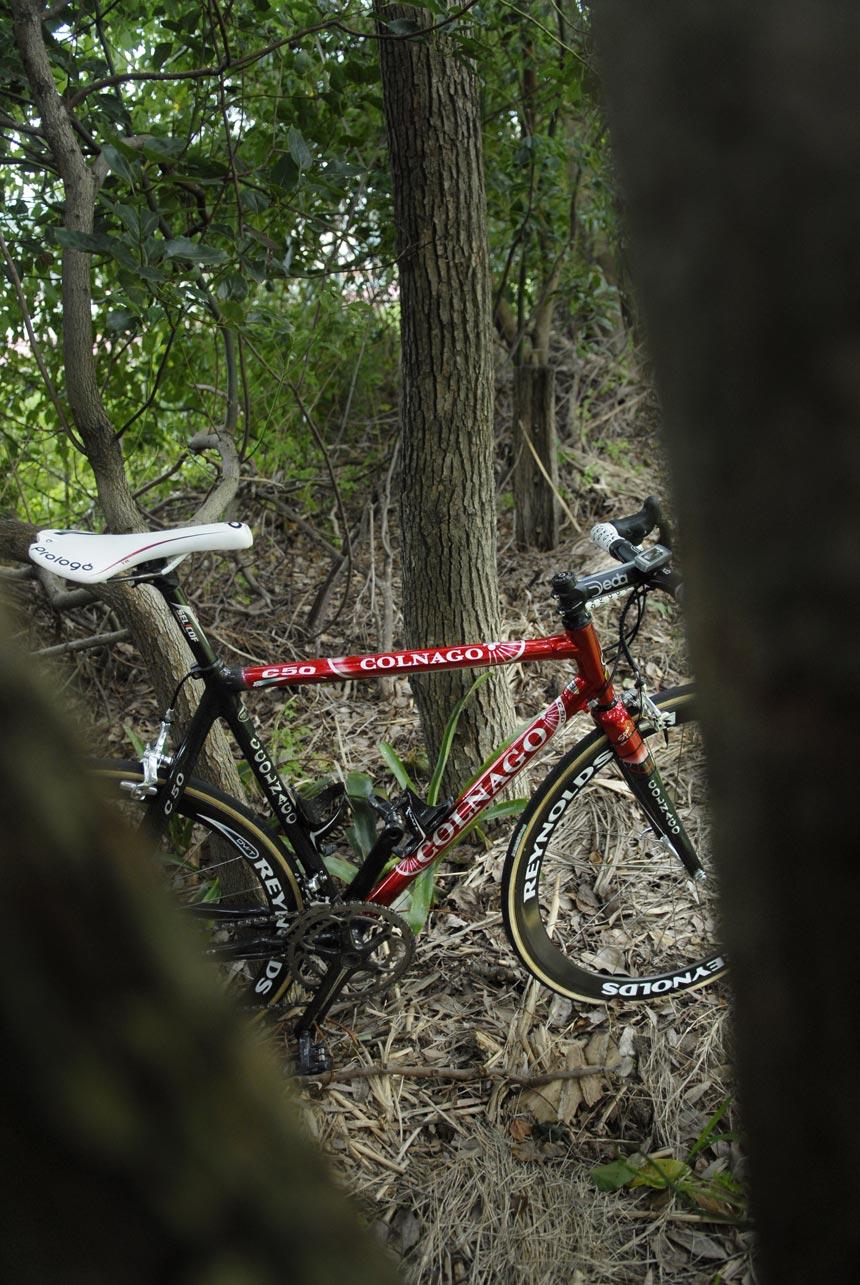 Colnago C 50 bike