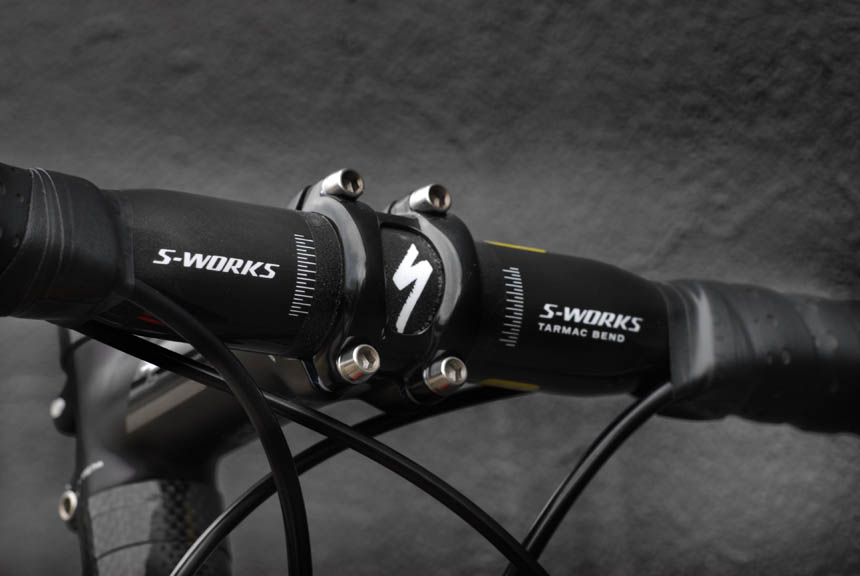 S Works tarmac bend bars