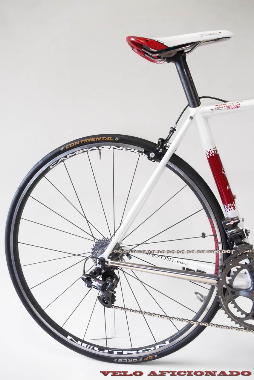 Campagnolo neutron wheels