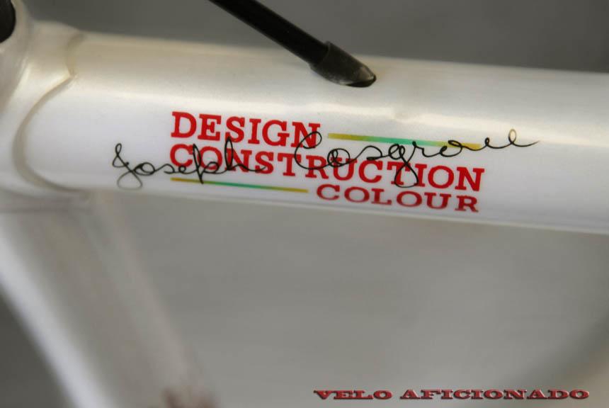 Design Construction and Colour by Joe Cosgrove