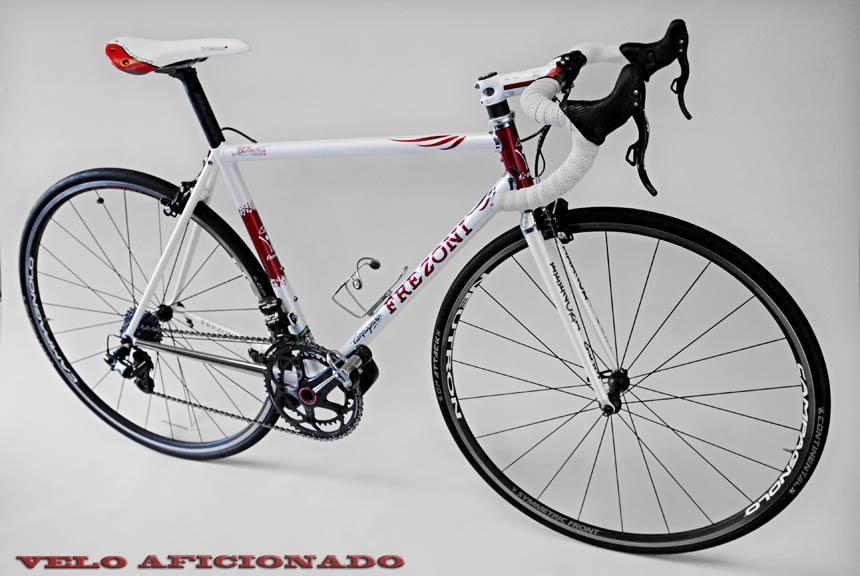Joe's Eddy Merckx Evo Faema inspired Frezoni