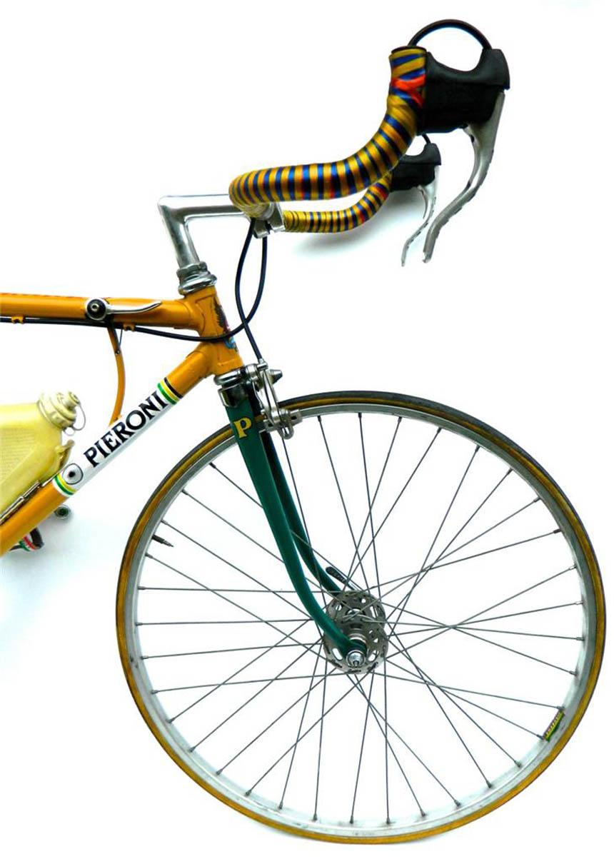 Pieroni time trial bike