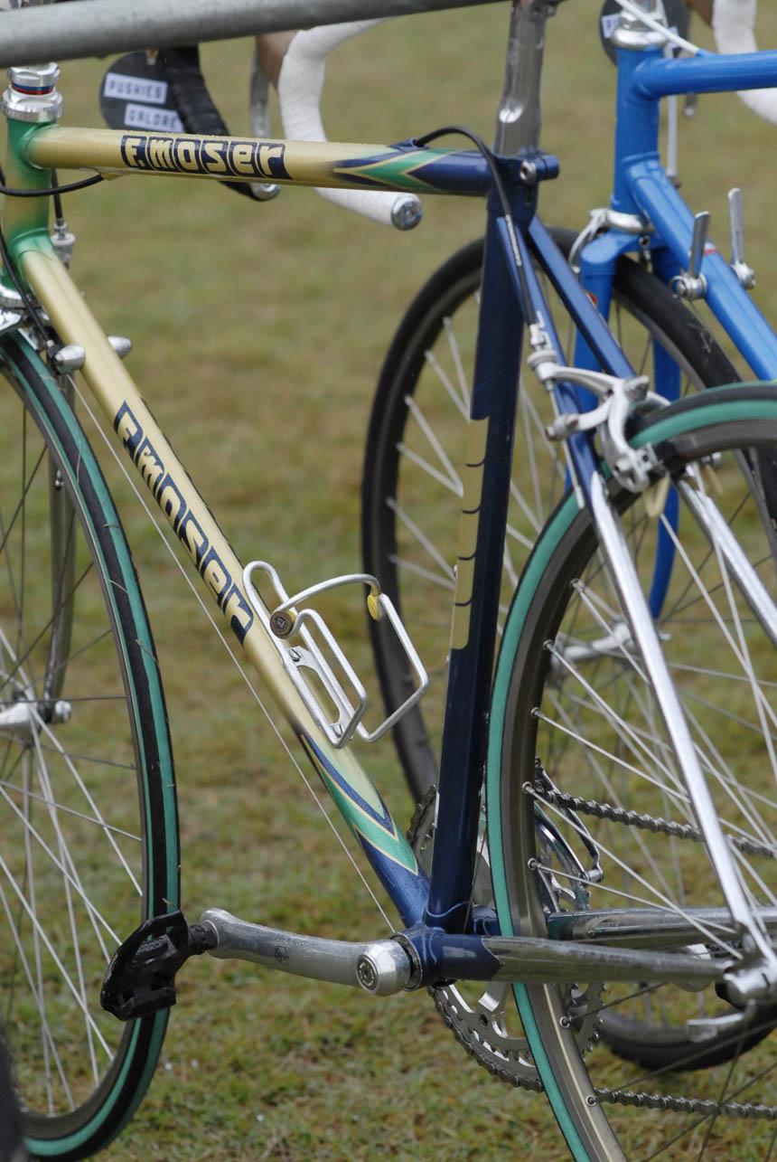 Francesco Moser bike