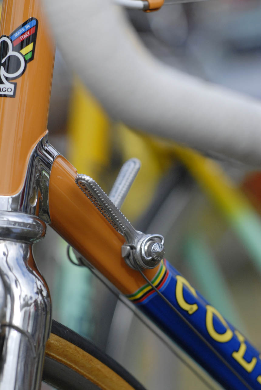 Campagnolo friction levers Super Record