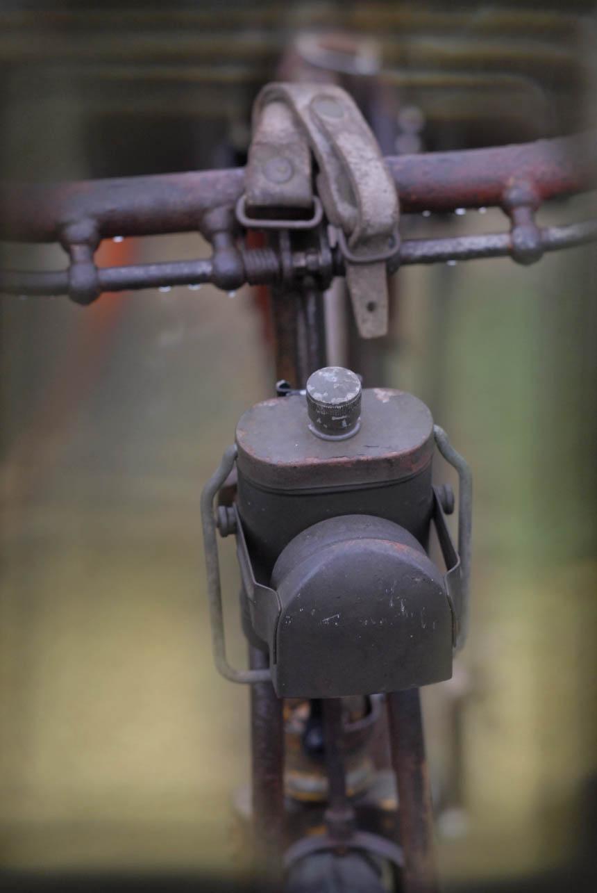 Australian military bike World War Two