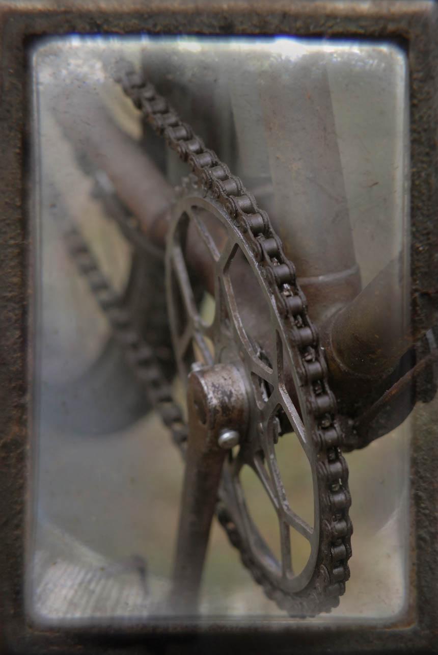 World War Two Australian army Malvern Star bicycle