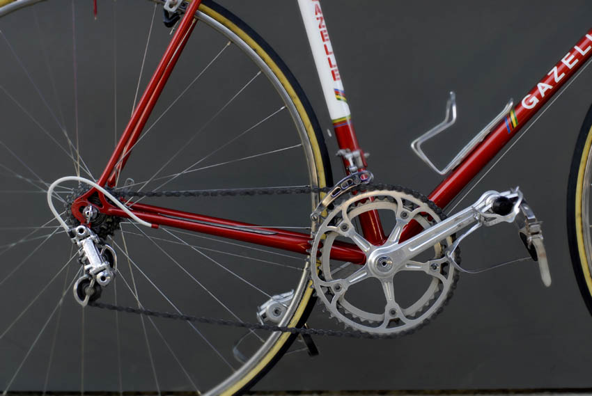 Campagnolo equipped Gazelle Champion Mondial