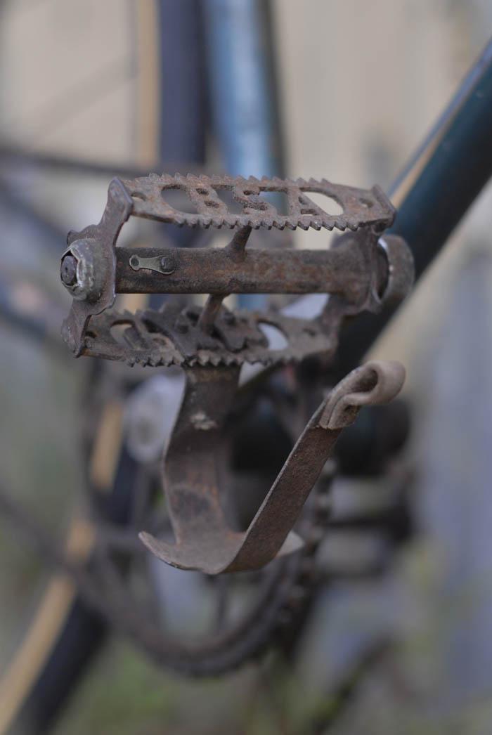 BSA pedals