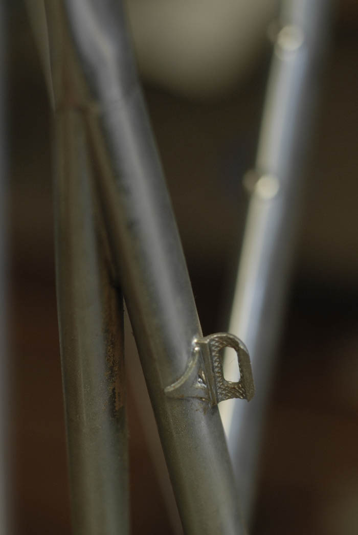 Anti style bike for Pete Smith by Frezoni Cycle Design