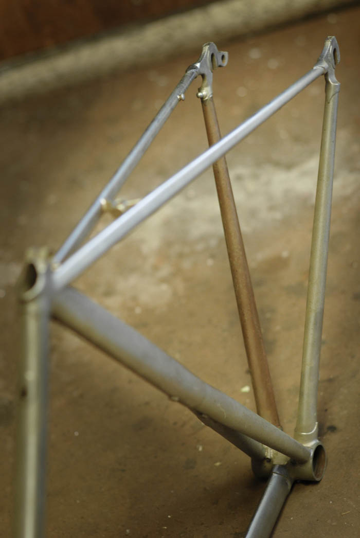 Pete Smith's Anti Style Bike