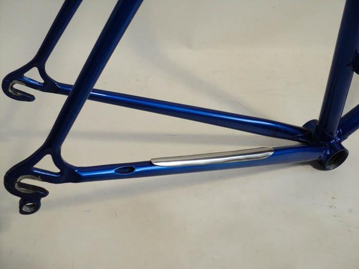 Dark Blue Bianchi X4
