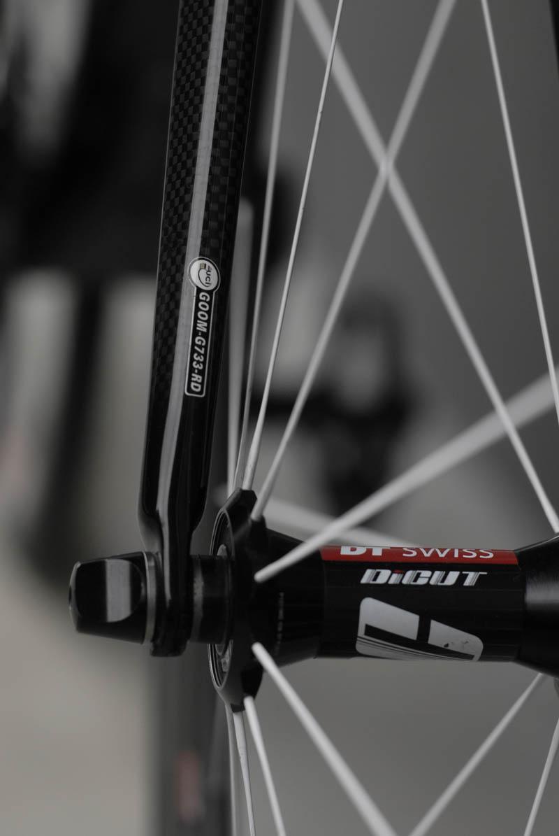 Dicut wheels from DT Swiss