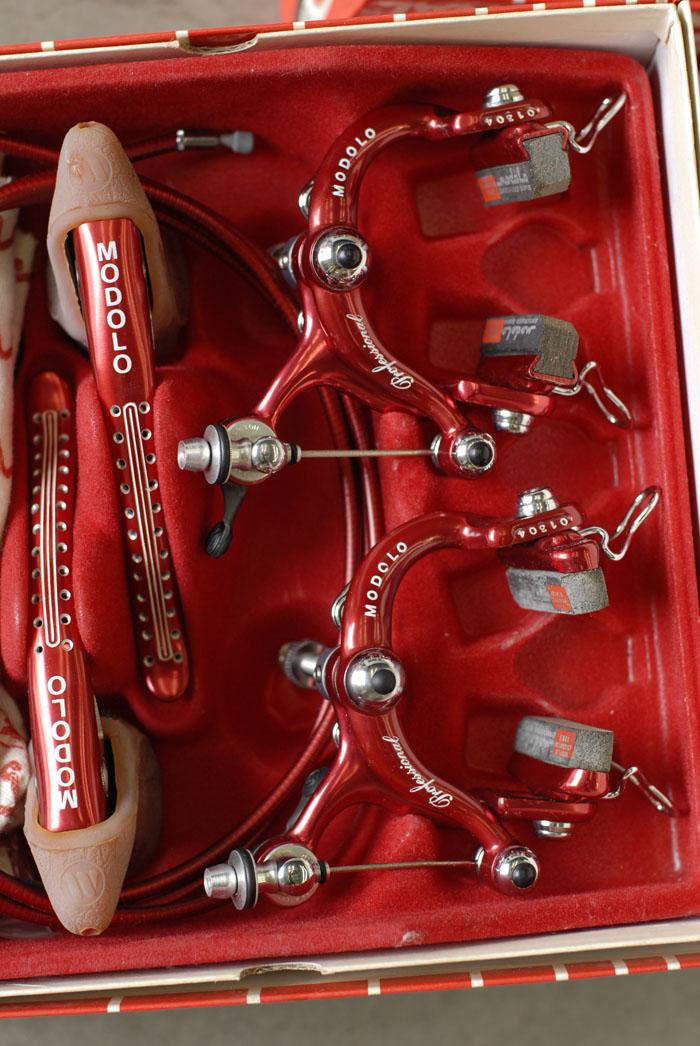 Red Modolo Brakes