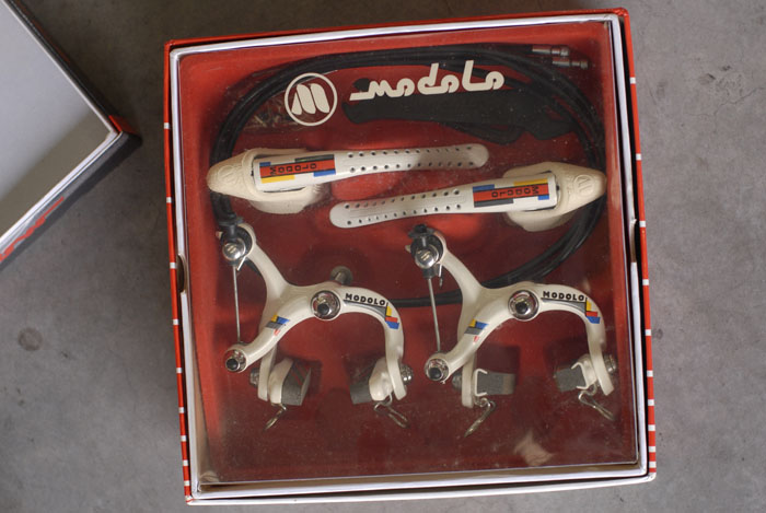 Modolo boxed set, Speedy Piet Mondrian or La Vie Claire model, Ben Smith collected complete boxed sets.