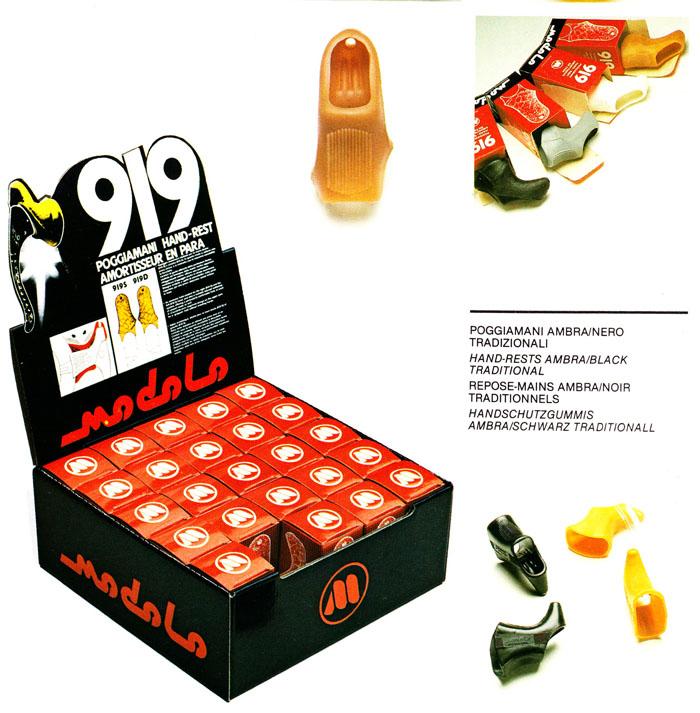 Modolo 919 handrests packaging.