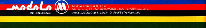 Modolo at SARANO di Santa LUCIA DI PIAVE Trevisio Italia