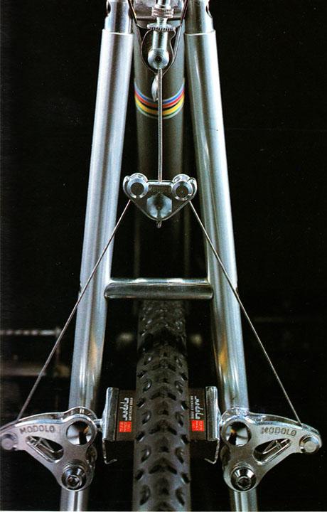 Modolo Cross brakes description parts and diagrams