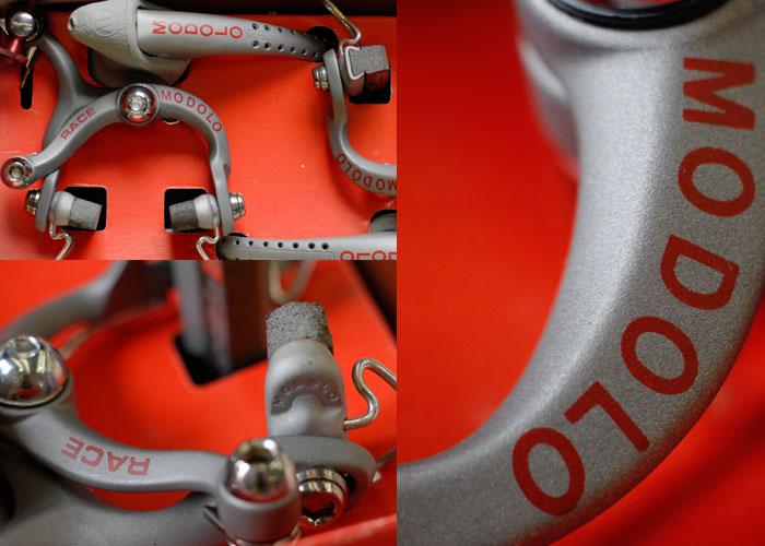 Modolo Race mid priced race brake