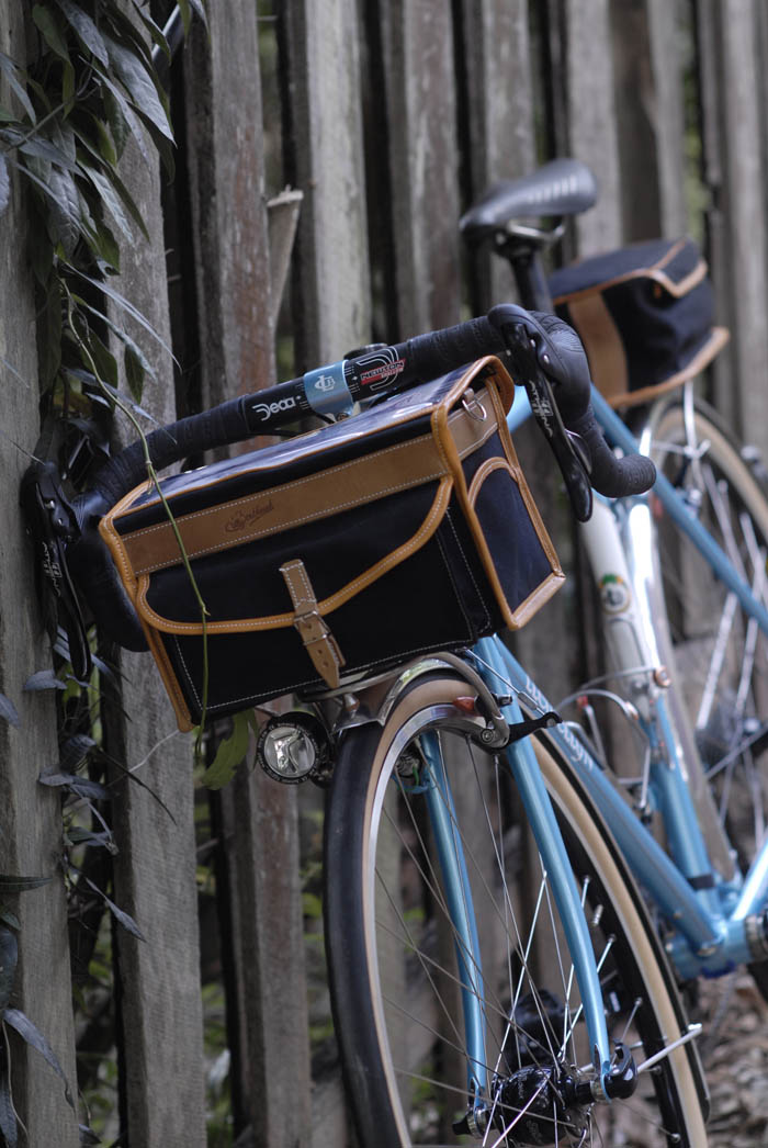 French handmade bags by Gilles Berthoud