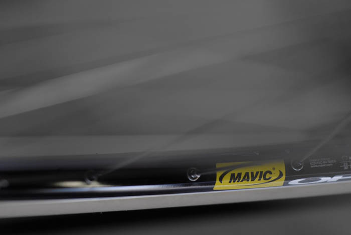 Mavic Open Pro rims DT Spokes