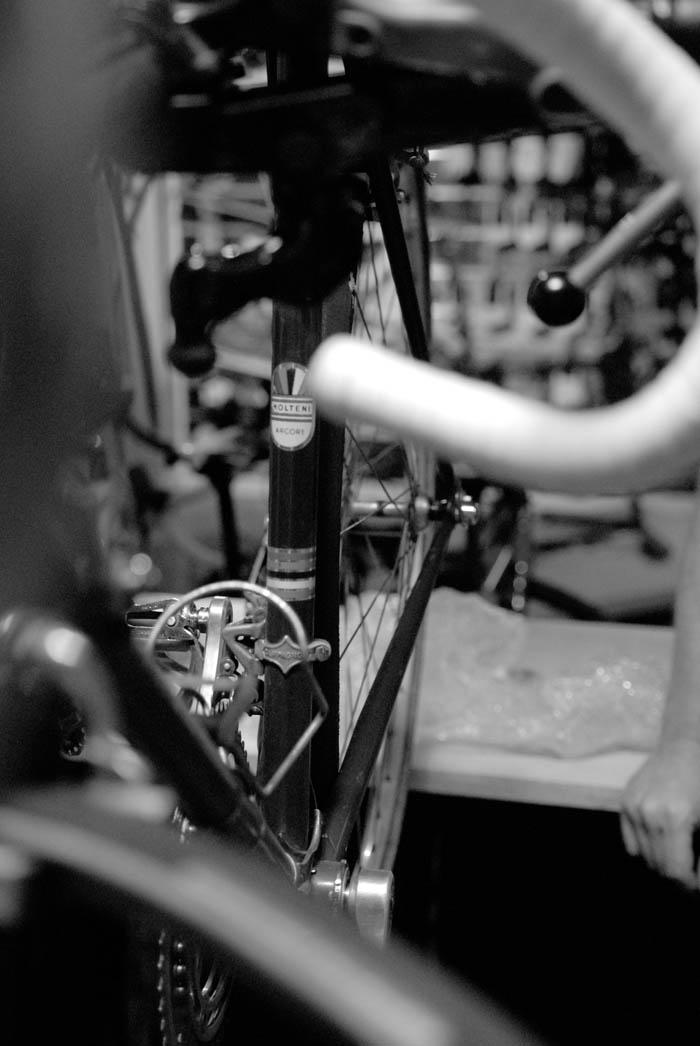 Molteni Arcore 1968 team bike