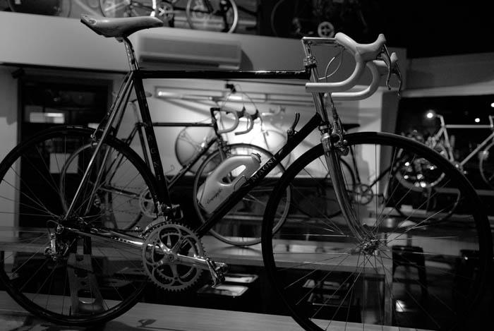 Ital Cicli Systems Design Zurich Magni Gold Plated C Record
