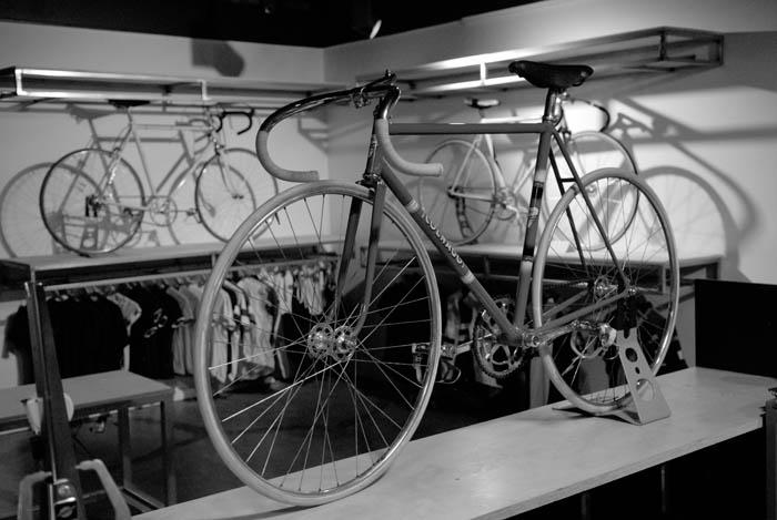 Colnago vintage track steel