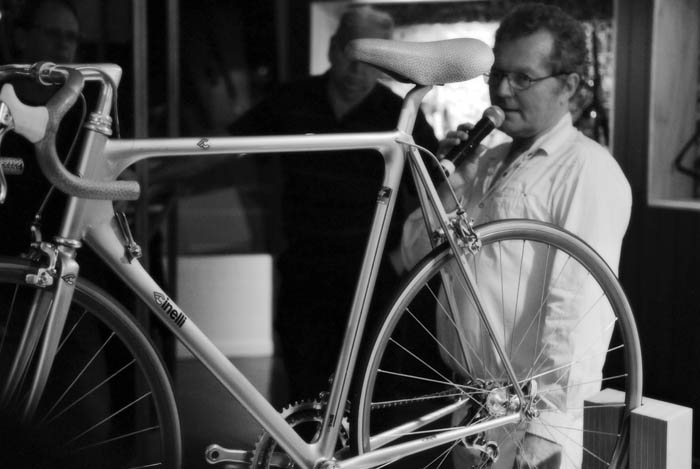 The Cinelli Laser a design icon of the 20th Century