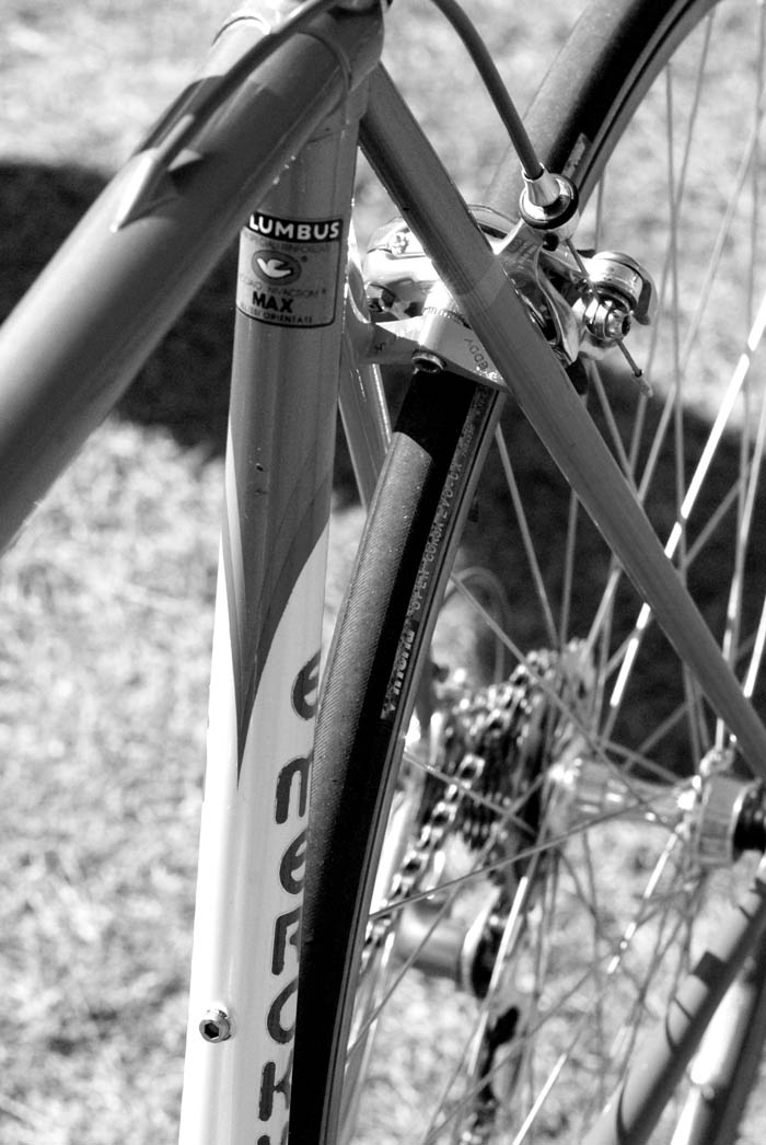 Eddy Merckx MAX tubing