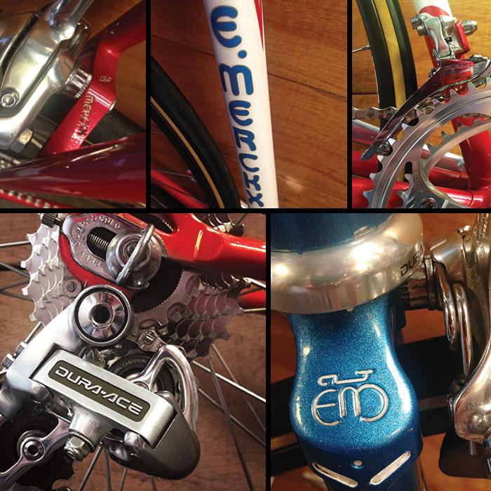 Adam's Eddy Merckx MX Leader