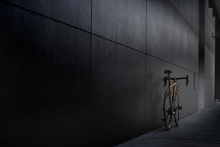 Legend Bicycles by Bertoletti. Custom HT 9.5