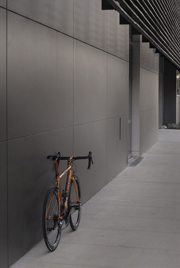 Legend Custom bicycles manufacture Titanium, Steel, Stainless Steel, Carbon and Aluminium. The choice is yours.