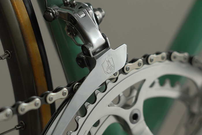Campagnolo C Record front mech.